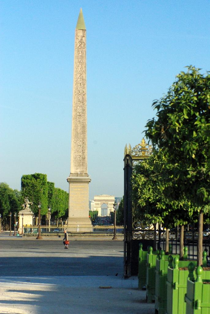 Place de la Concorde Paris June 2015 13 © French Moments