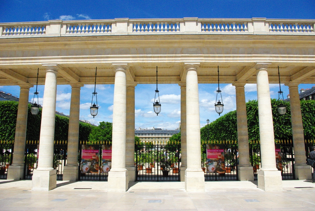 Orleans Gallery, Palais-Royal, Paris © French Moments