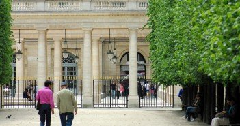 Palais-Royal copyright French Moments