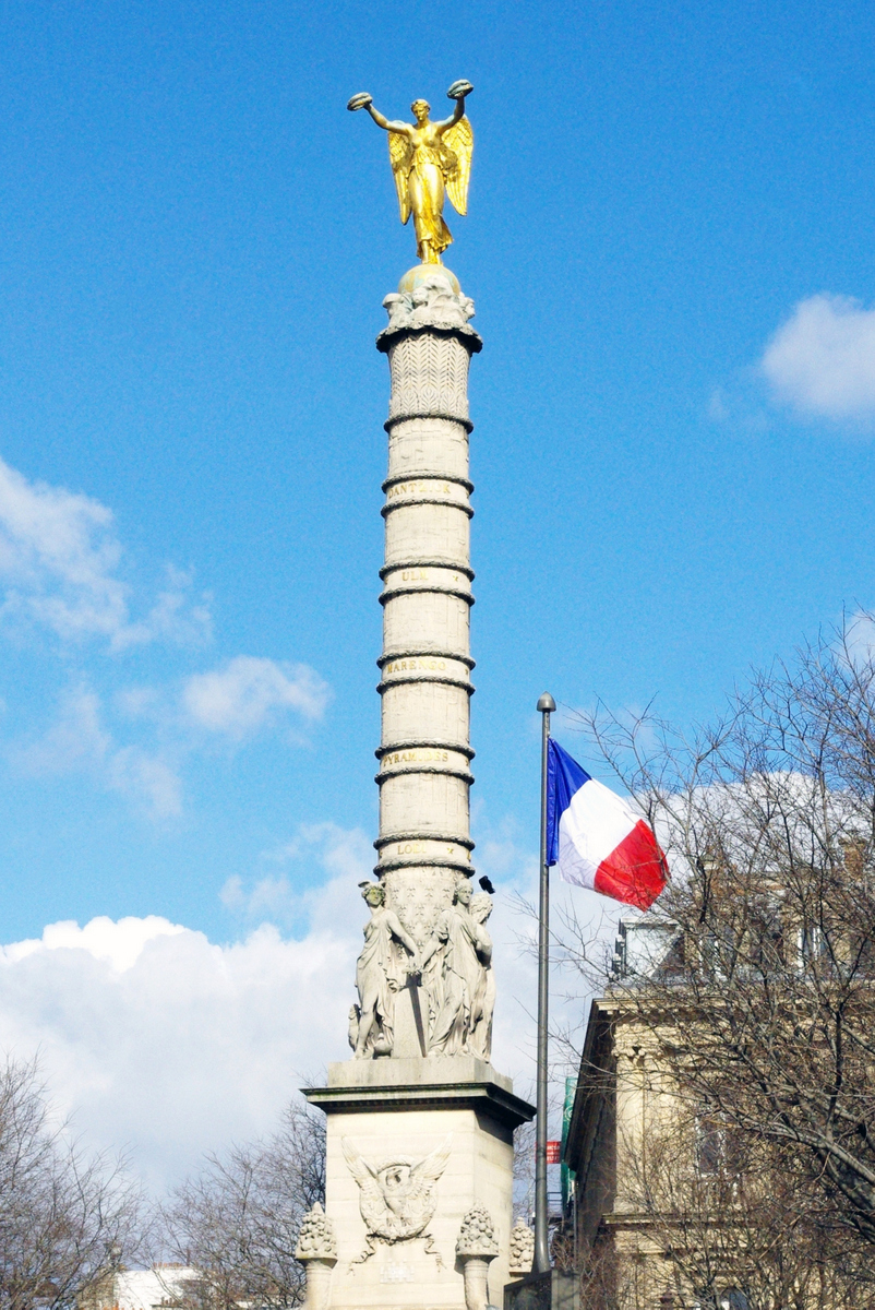 Fontaine du Palmier Chatelet 3 © French Moments