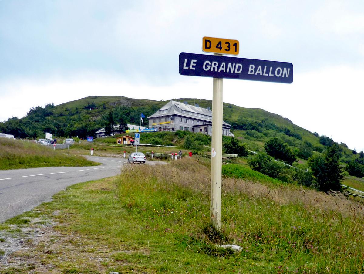 Hotel Grand Ballon D Alsace