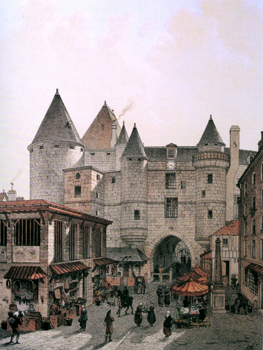 Grand Châtelet circa 1800