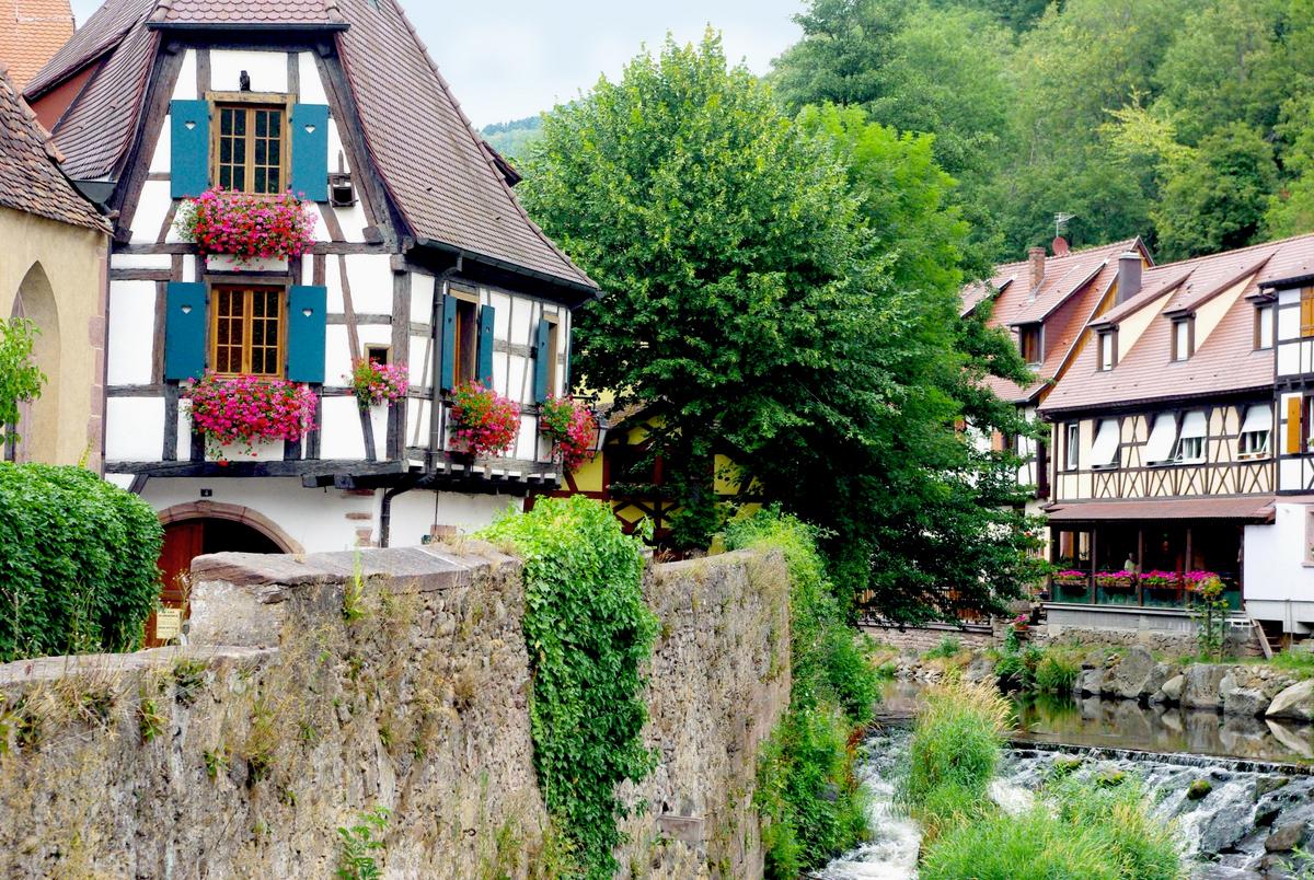 Pays De La Loire Tour Itinerary