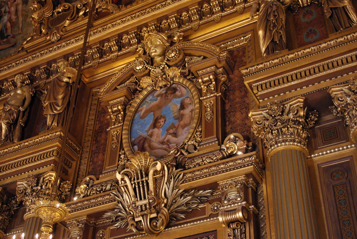 Grand-Foyer of Palais Garnier © French Moments