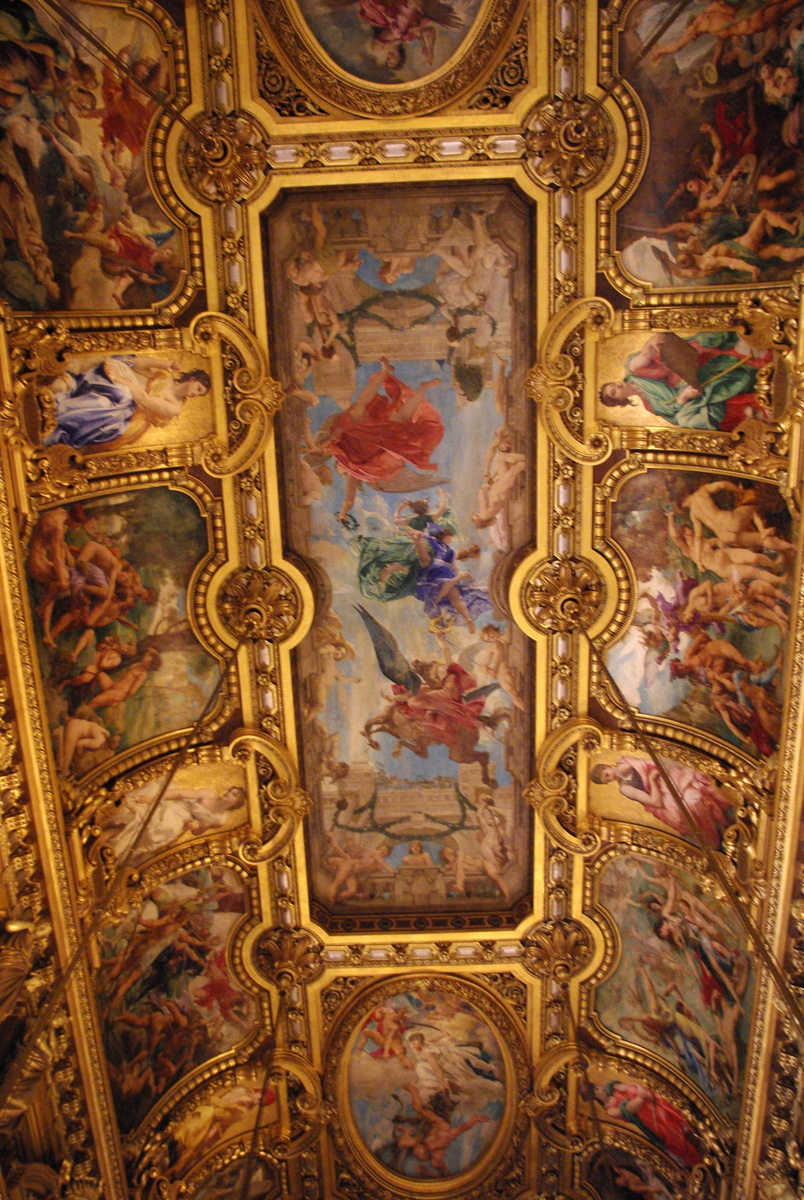 Grand-Foyer of Paris Opera Garnier © French Moments