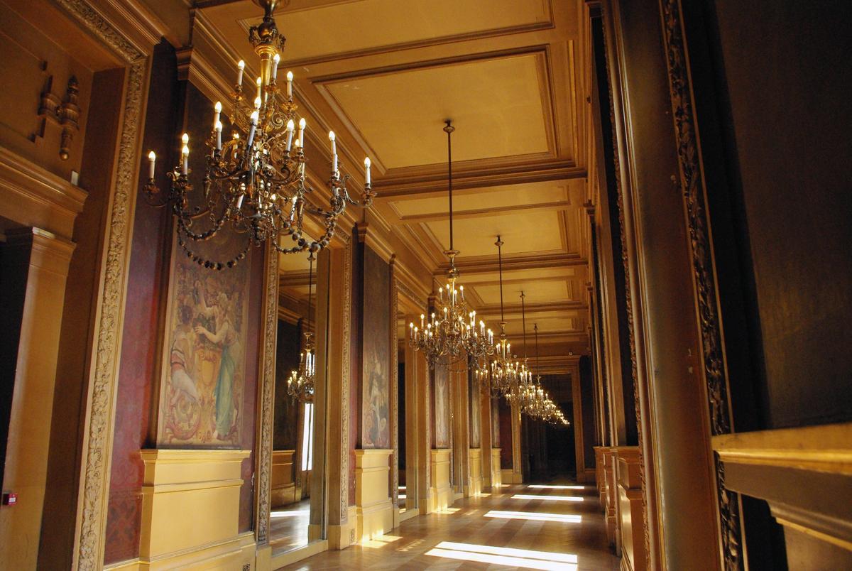 Gallerie du Glacier, Palais Garnier © French Moments