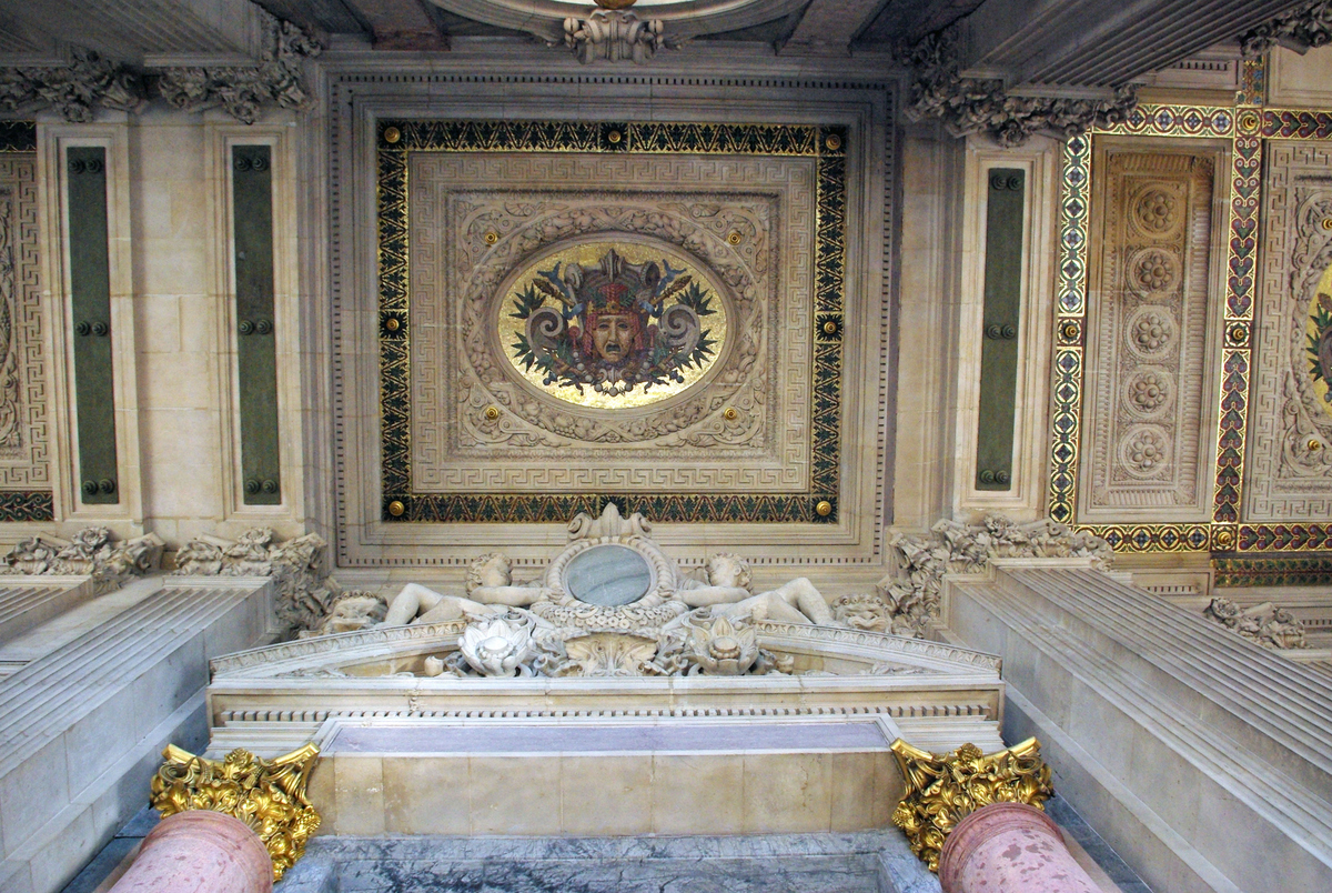 Loggia, Palais Garnier © French Moments
