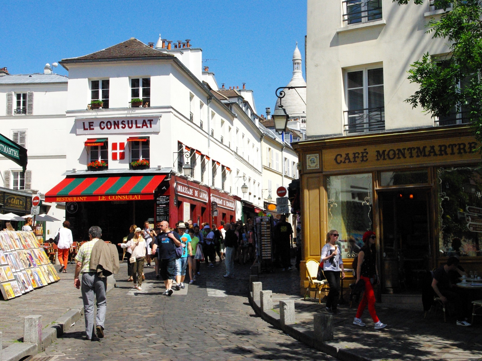 Village of Montmartre, Paris © French Moments