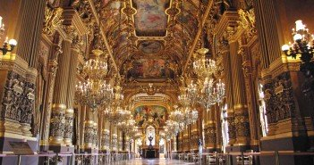 Grand Foyer, Palais Garnier © French Moments