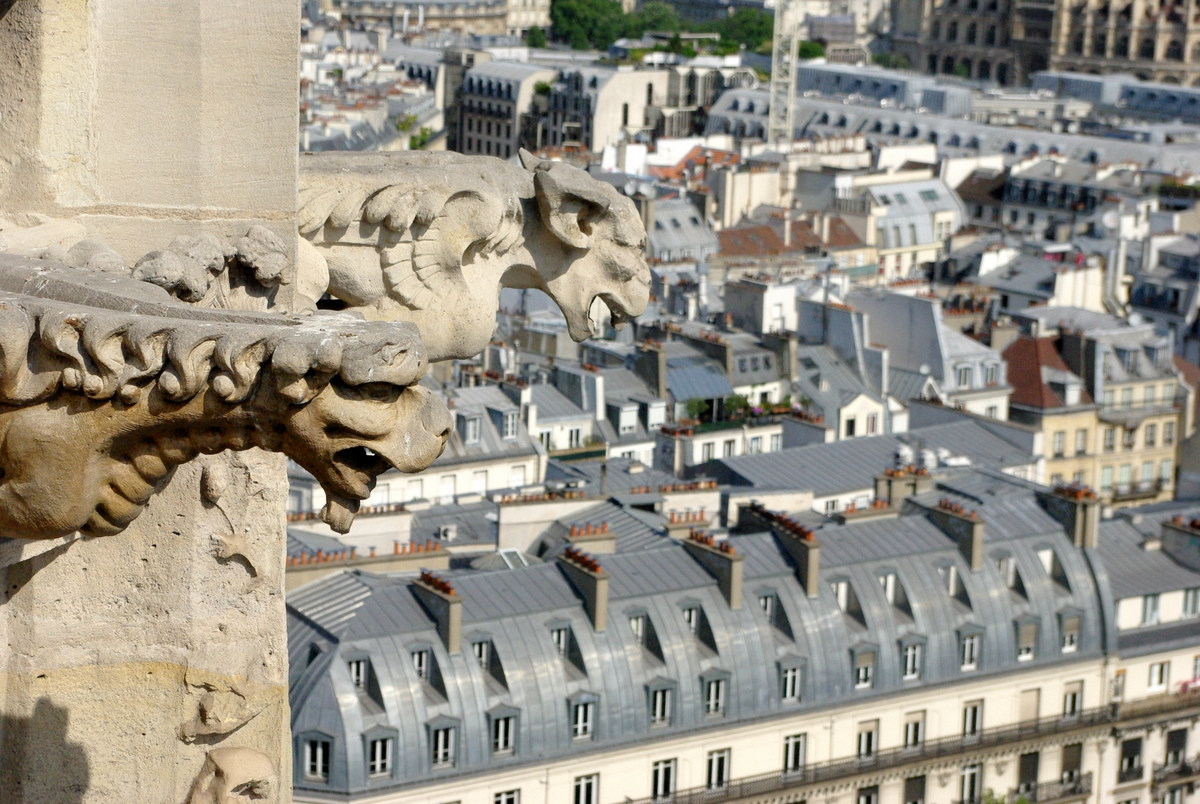 Panoramic View from Tour Saint-Jacques 15 copyright French Moments