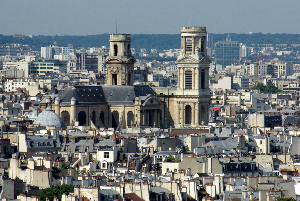 Panoramic View from Tour Saint-Jacques 62 copyright French Moments