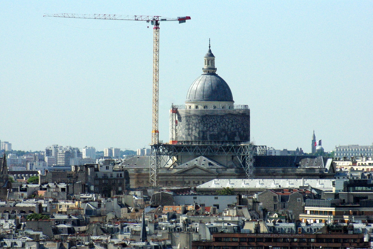 Panoramic View from Tour Saint-Jacques 66 copyright French Moments