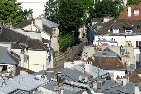 Paris View from Montmartre 28 copyright French Moments