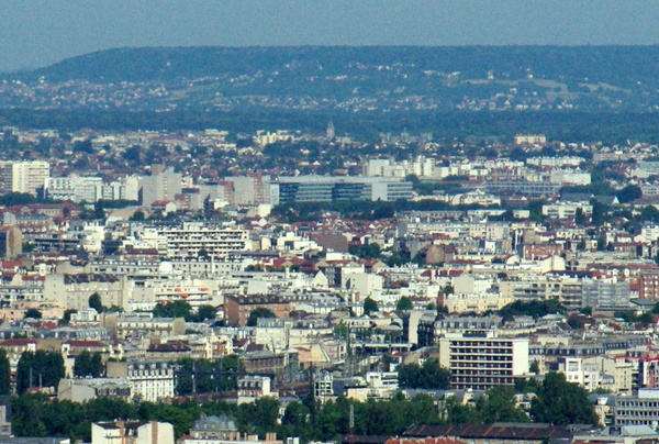 Paris View from Montmartre 37 copyright French Moments
