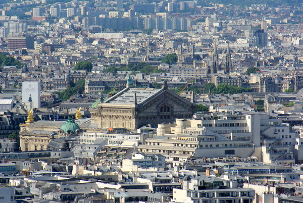 Paris View from Montmartre 79 copyright French Moments