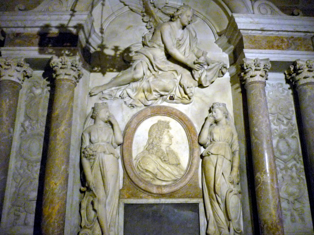 Cenotaph of Louis XIV Saint-Denis Basilica © French Moments