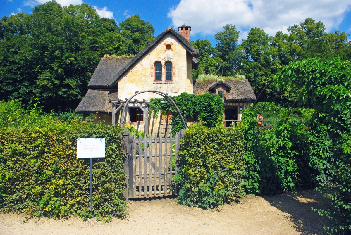 Hameau de Marie-Antoinette Versailles 01 © French Moments