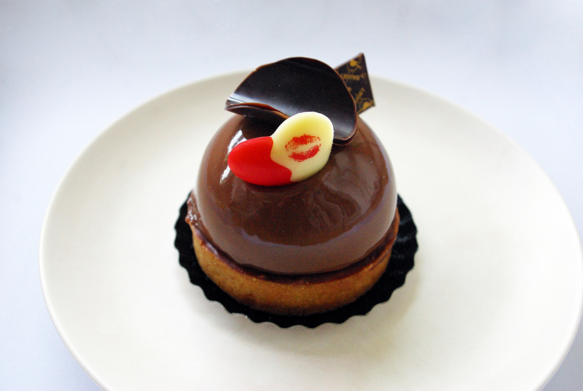 Délice au chocolat © French Moments