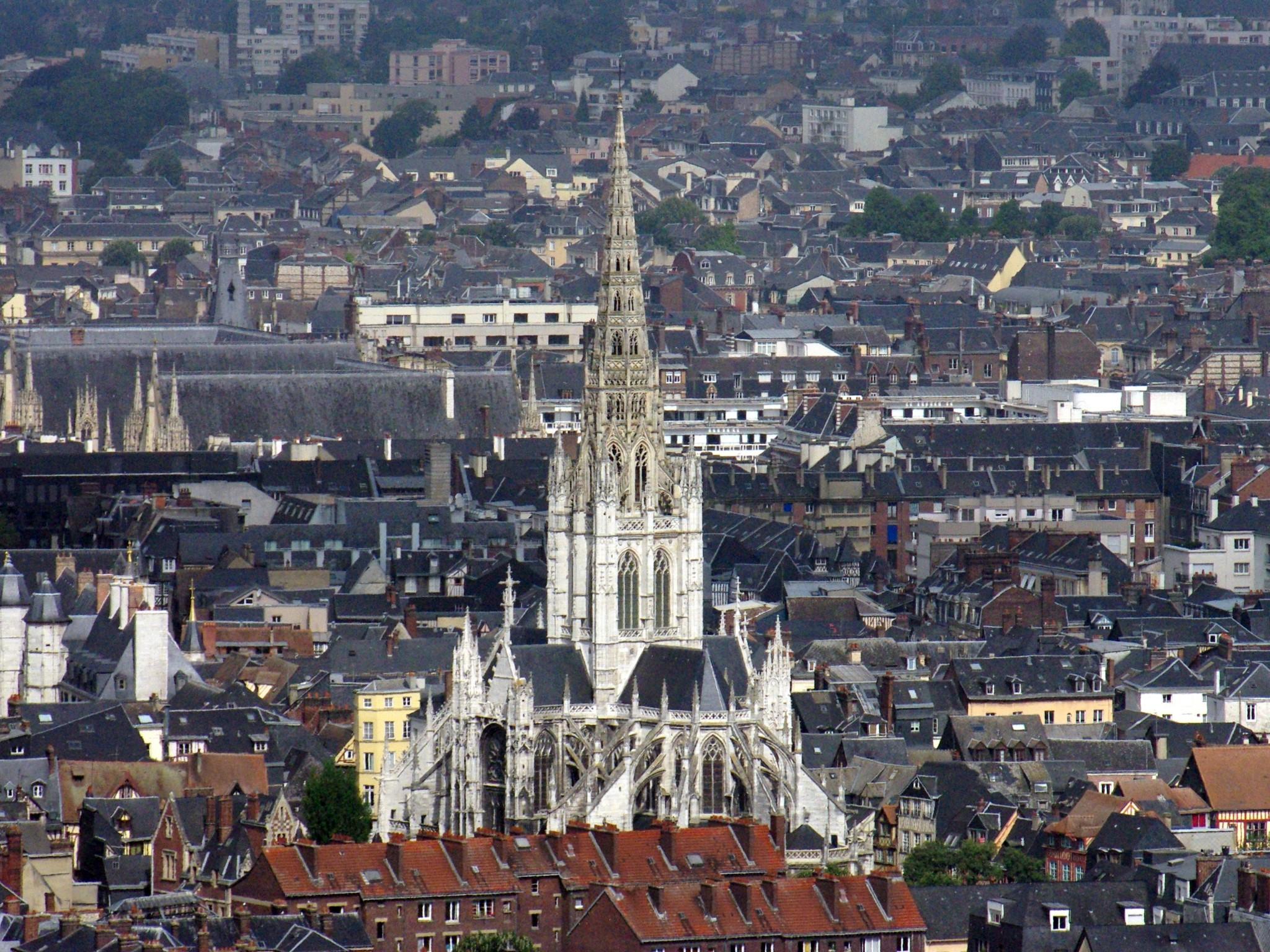 Saint Maclou Church Rouen French Moments