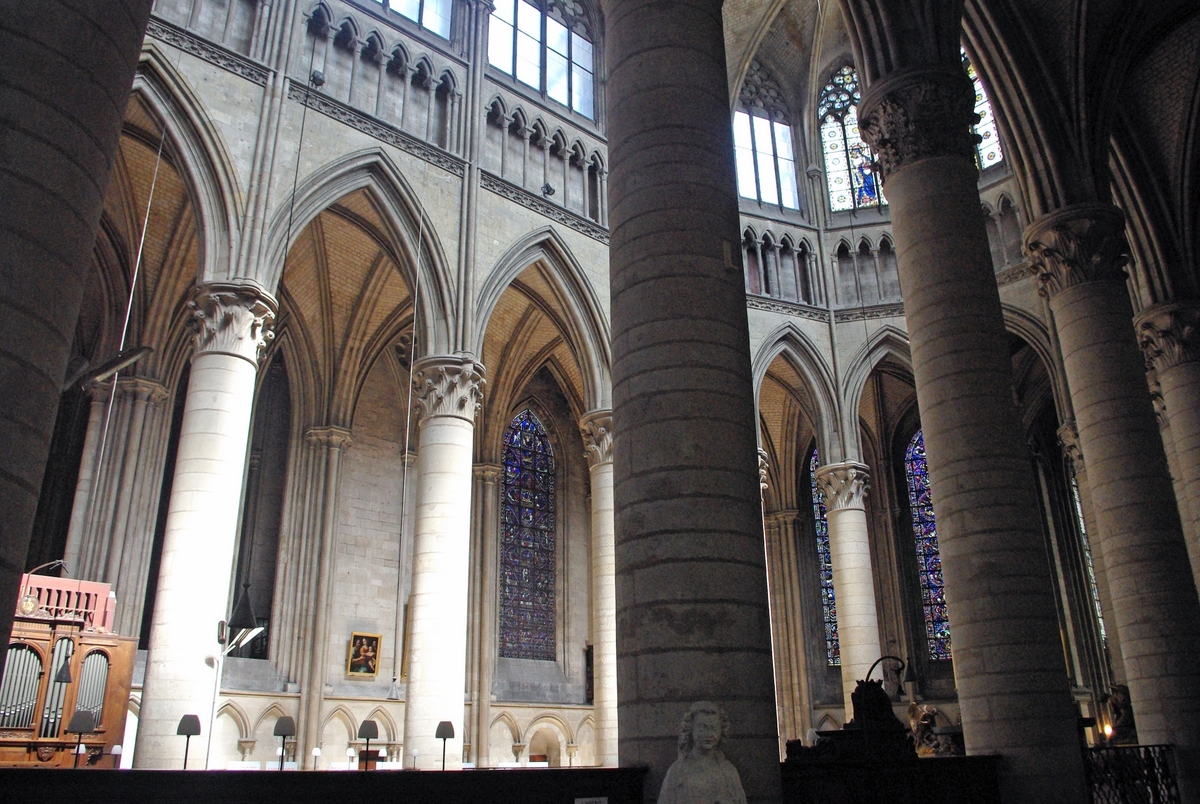The choir of Rouen Cathedral © French Moments