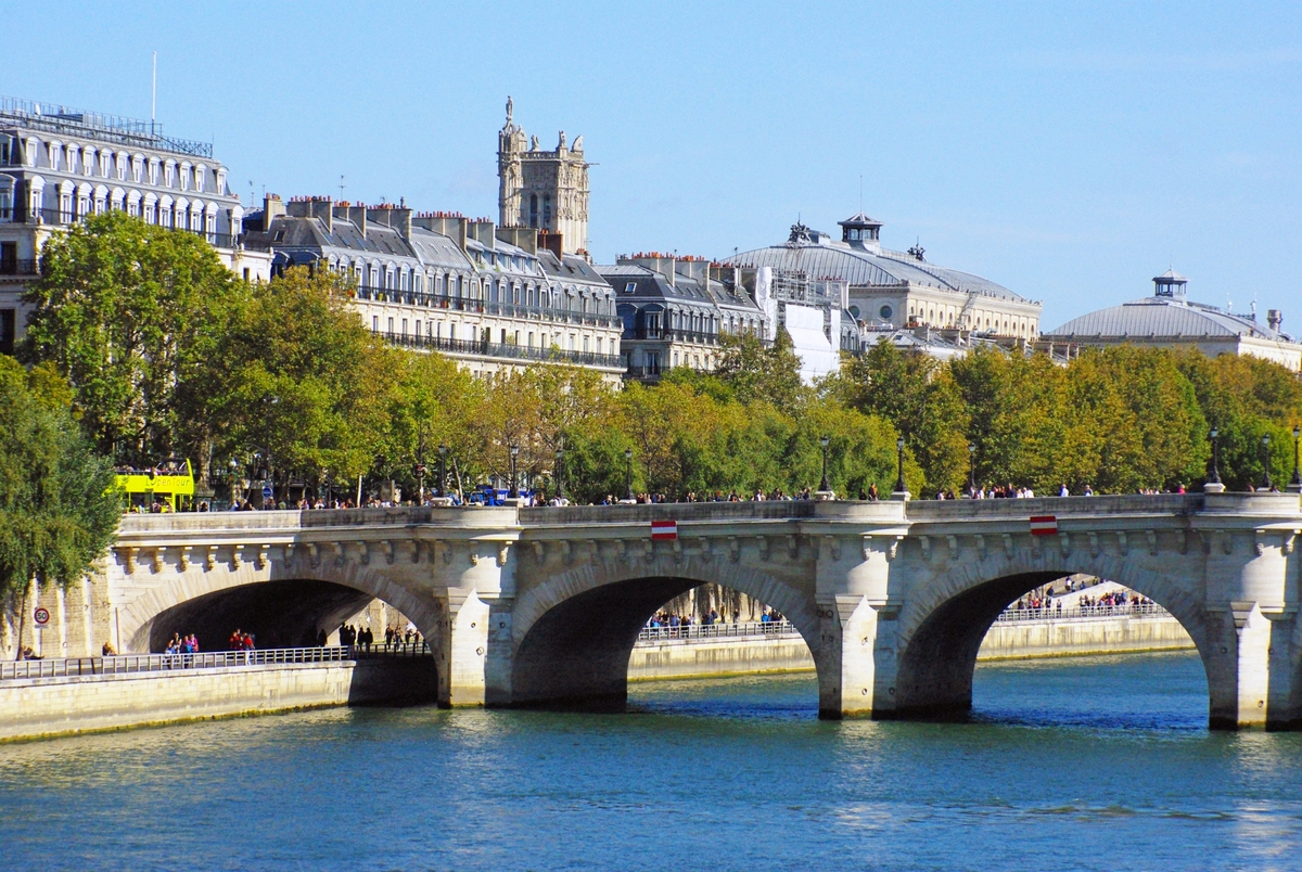 Pont Neuf © French Moments