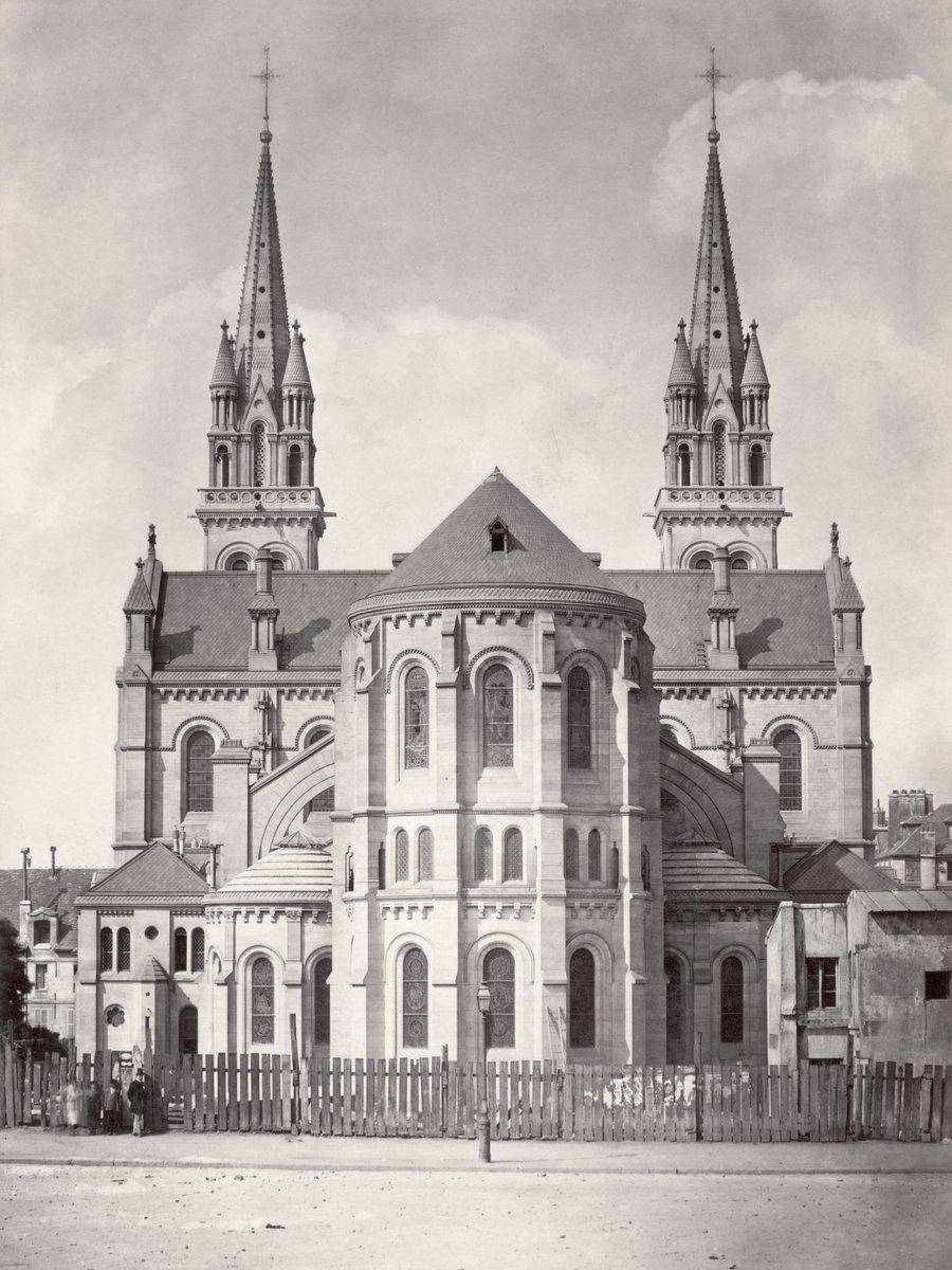 Saint-Ambroise Church in Paris