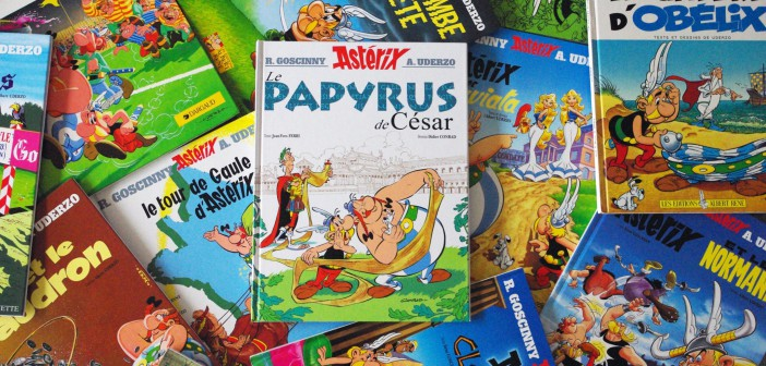 Asterix le Papyrus de César 01 photo by French Moments