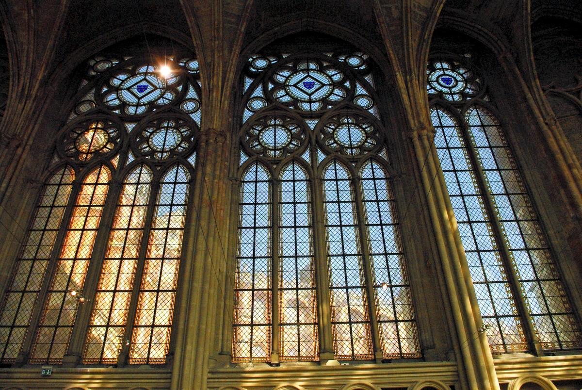 Saint-Germain-en-Laye Chapel © French Moments