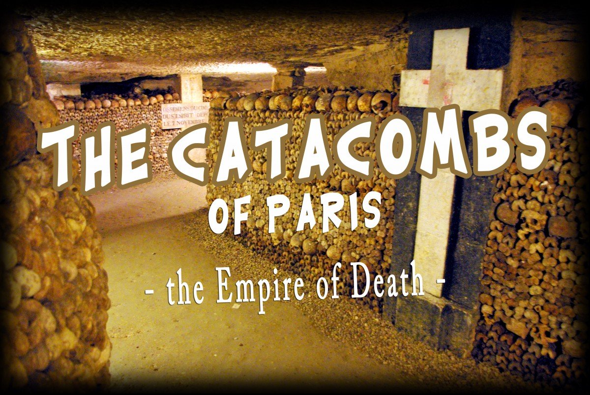 All Saints' Day in France - The catacombs of Paris © French Moments