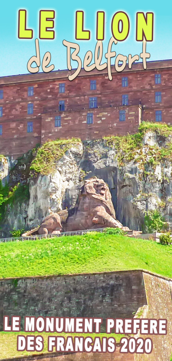 Lion of Belfort © French Moments