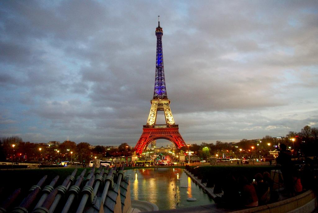 Webcam Tour Eiffel