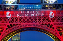 Eiffel Tower Blue White Red 07 © French Moments