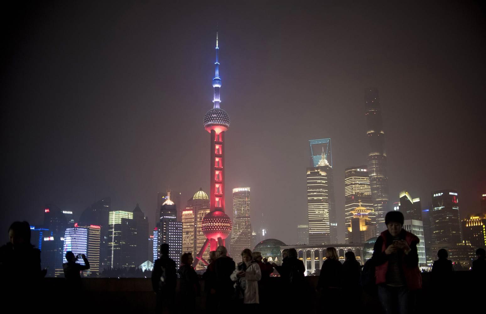 Shanghai, photo: JOHANNES EISELE / AFP - Getty Images