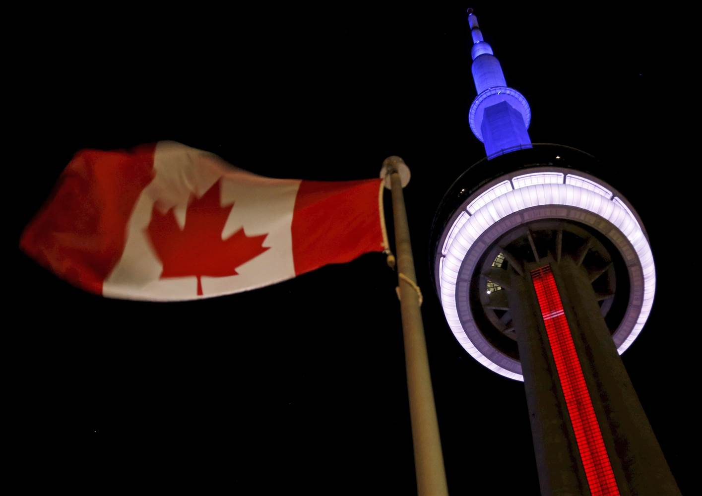Toronto, photo: CHRIS HELGREN / Reuters