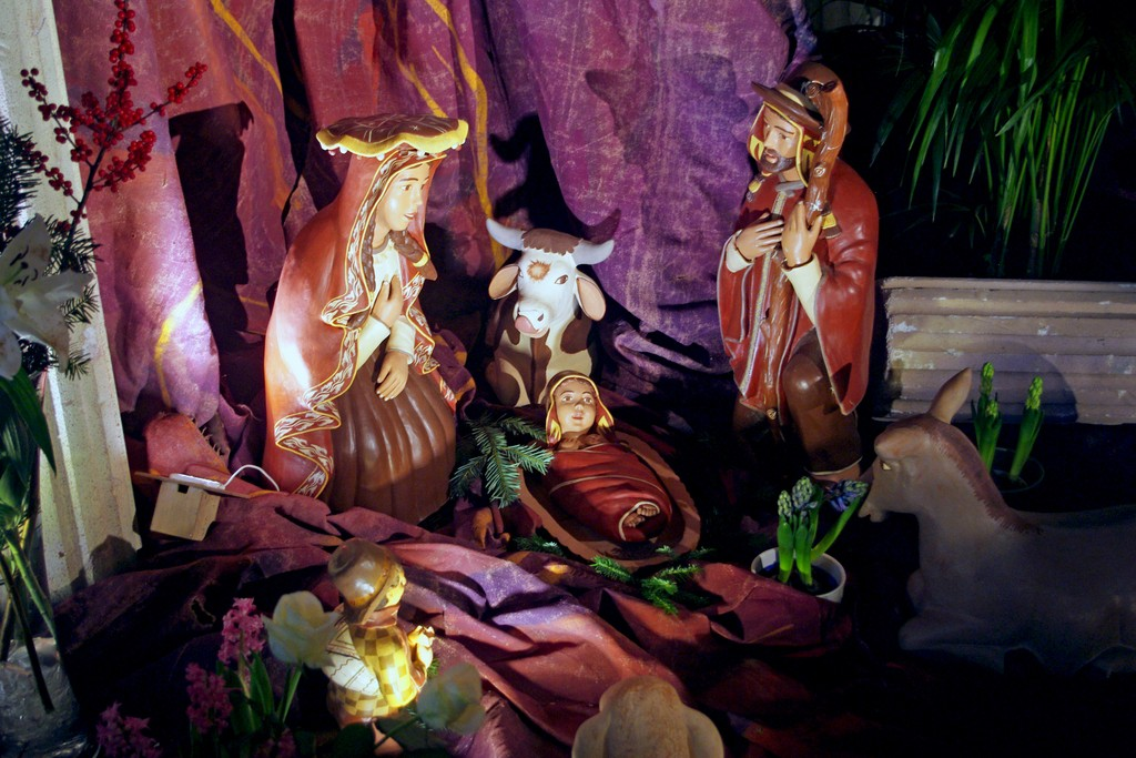 Nativity Scene Saint-Germain l'Auxerrois © French Moments