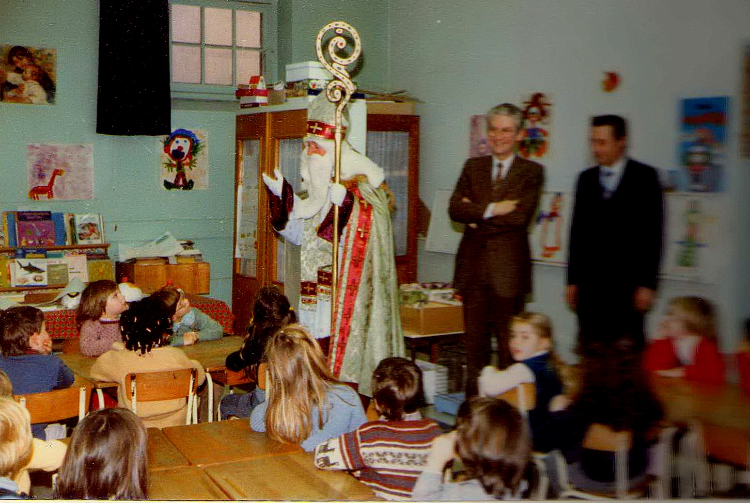 Who Is The Character Of Saint Nicolas French Moments