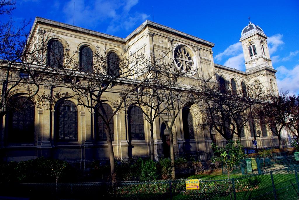 Saint-François-Xavier Church Paris © French Moments