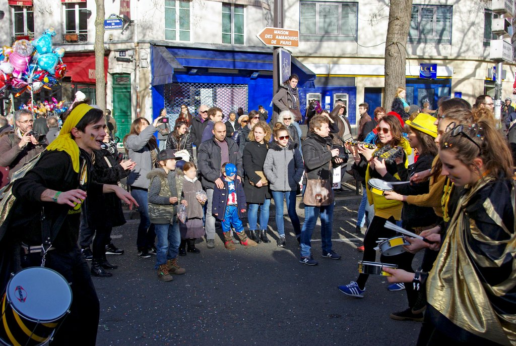 Paris Carnival © French Moments