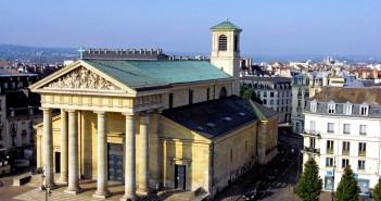 Church of Saint-Germain-en-Laye copyright French Moments