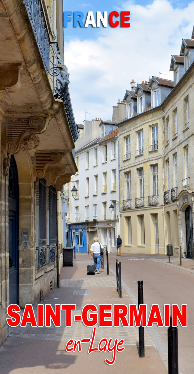 Discover Saint-Germain-en-Laye © French Moments