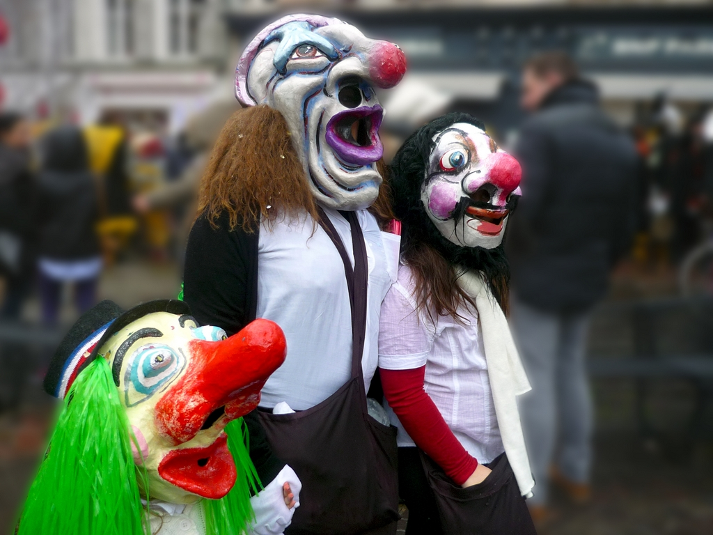 Mulhouse Carnival © French Moments