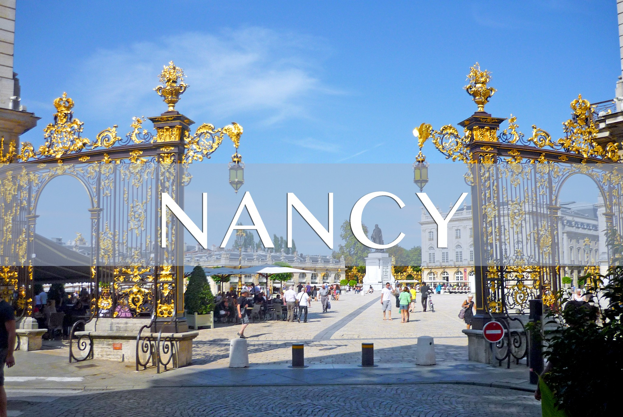 The town of Nancy in the Lorraine region © French Moments