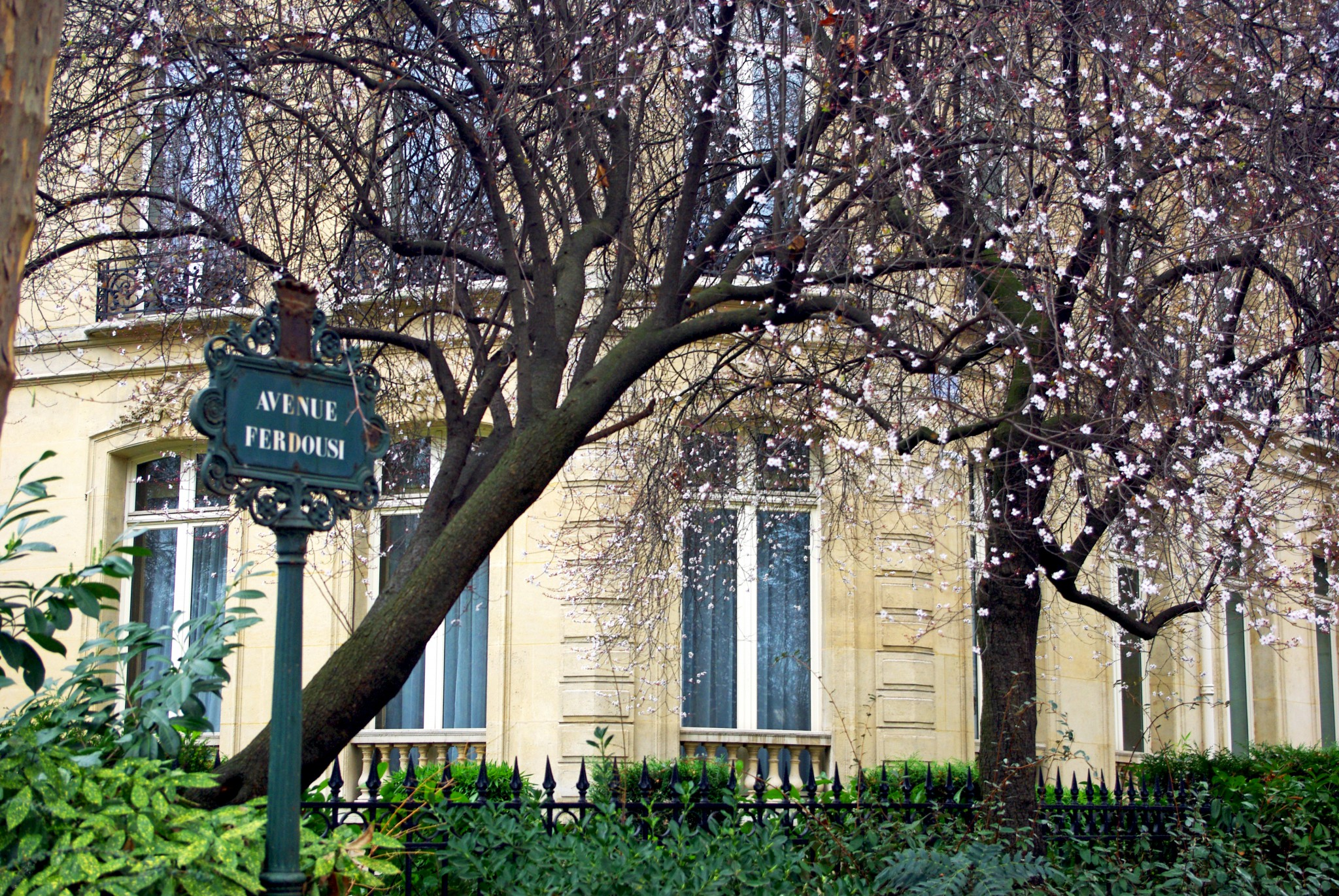 8th arrondissement of Paris in February © French Moments