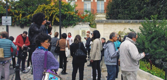 First Instameet in France at Saint-Germain-en-Laye © French Moments