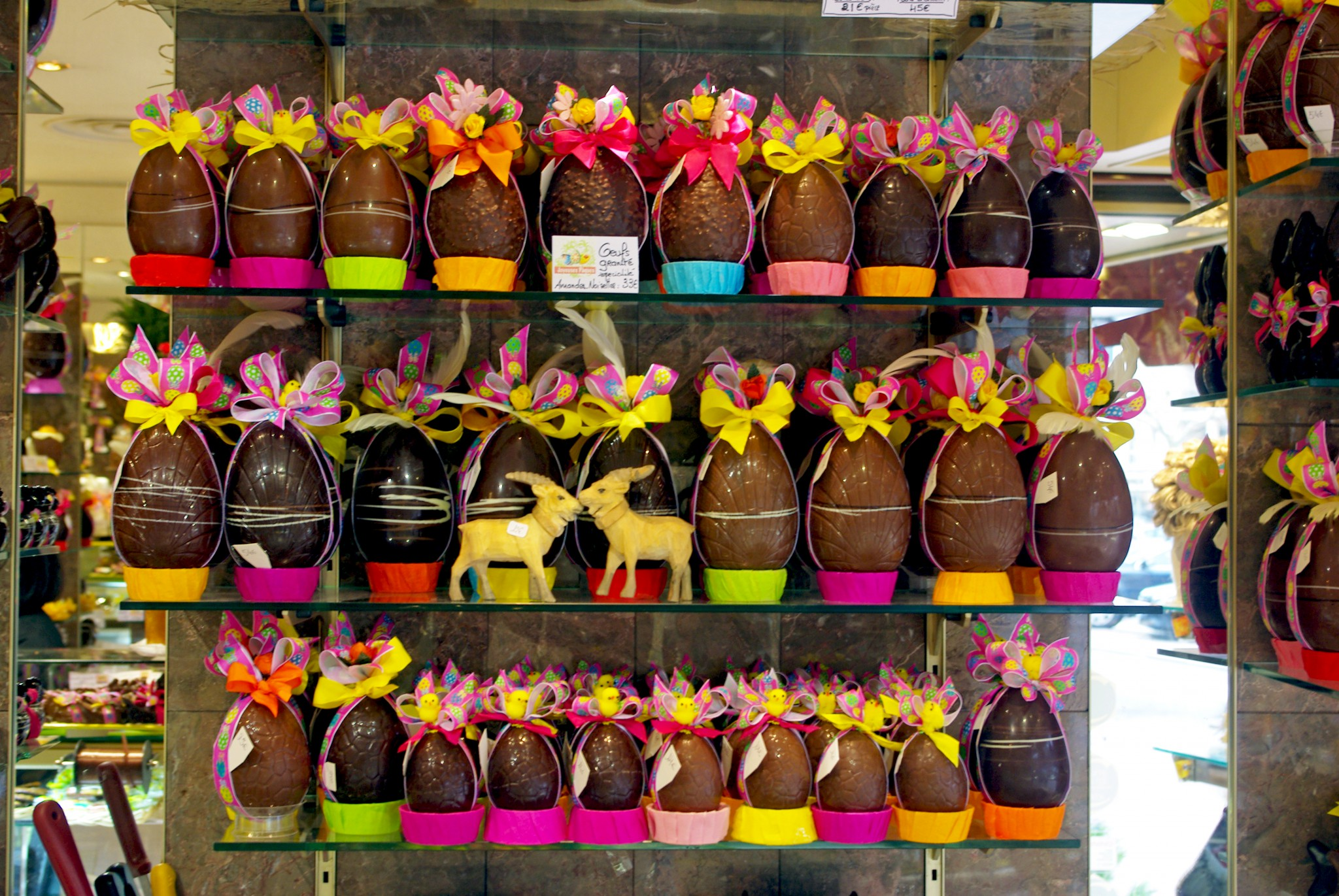 Chocolate in a confiserie-chocolaterie © French Moments
