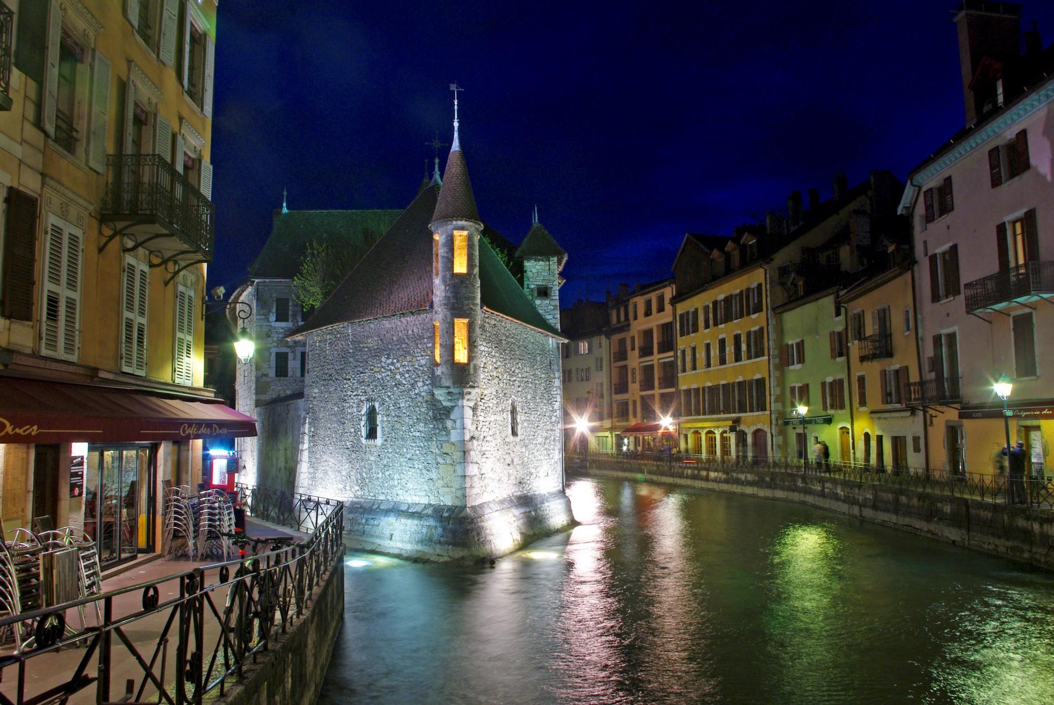 Annecy by night 2016 © French Moments