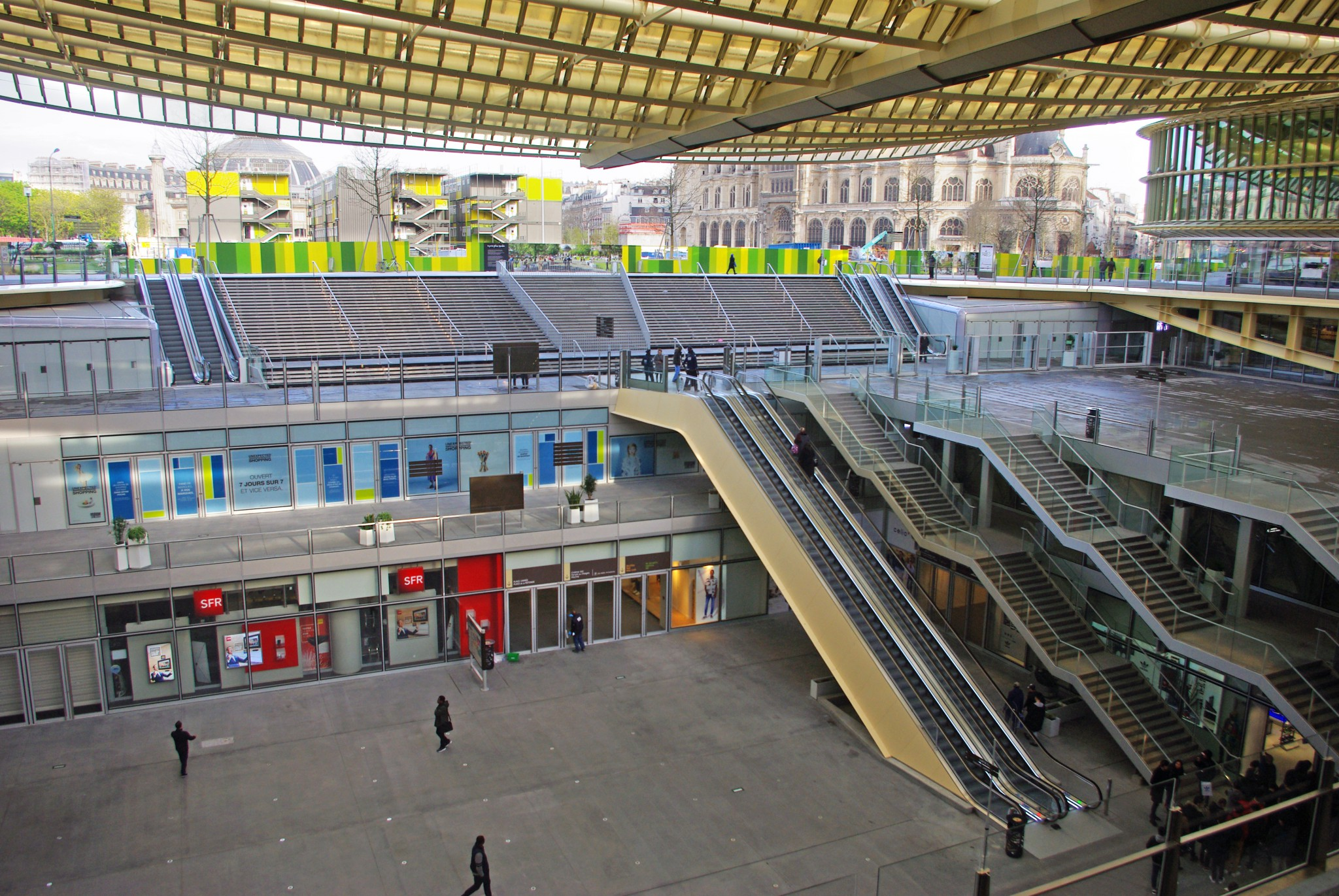 The Canopy of Les Halles, Paris © French Moments