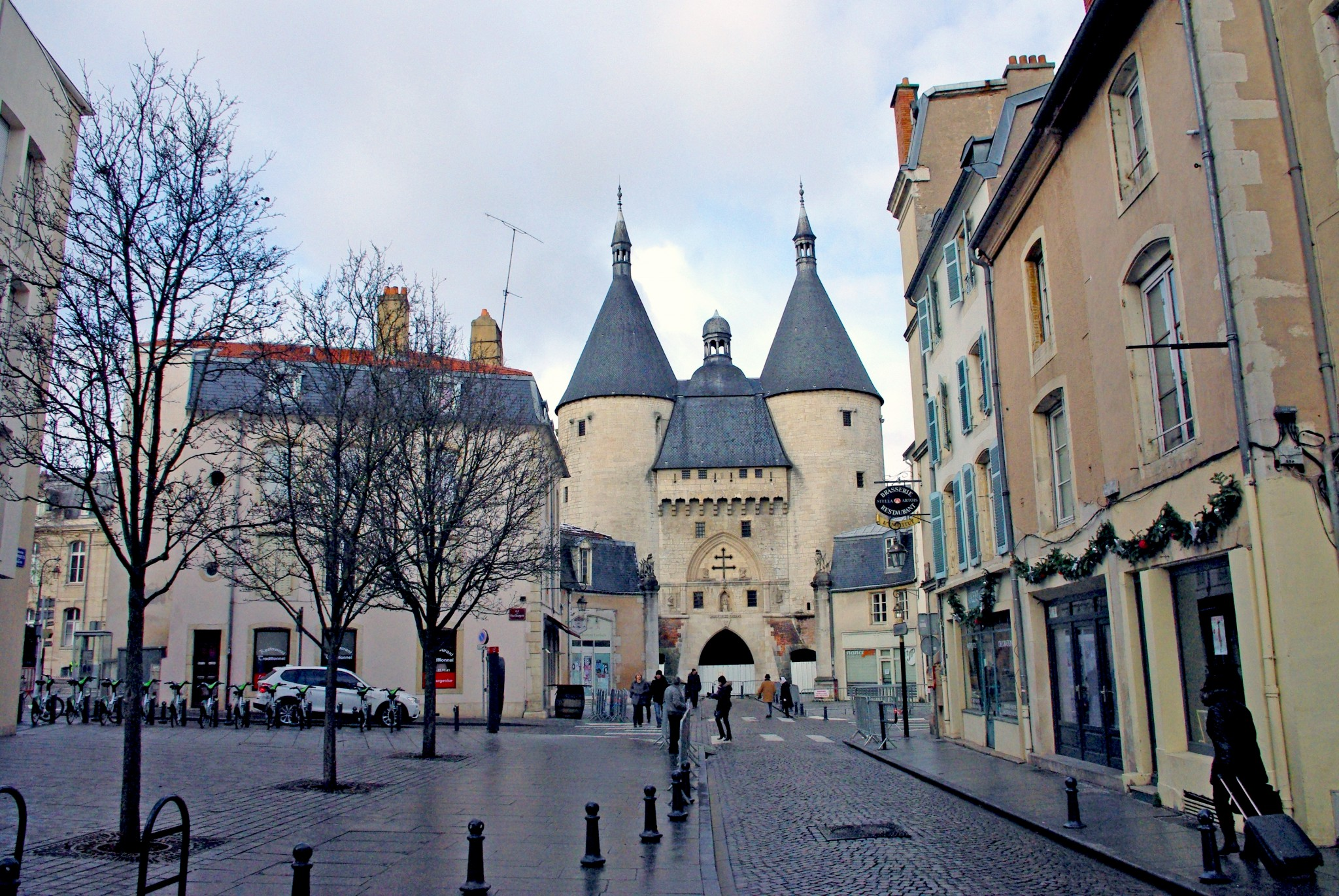 Porte de la Craffe in Nancy © French Moments