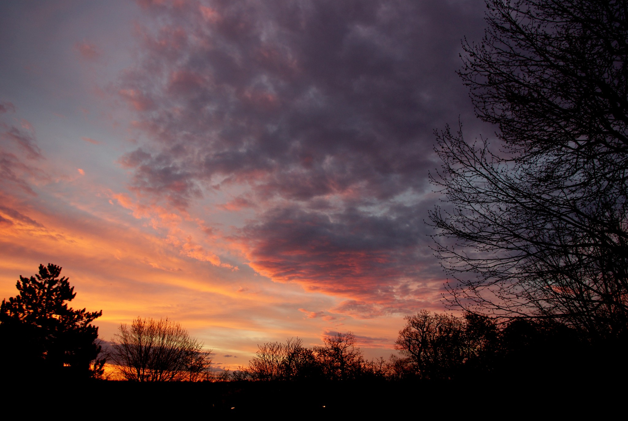 Sunrise Maisons-Laffitte 11 April 2016 01 © French Moments