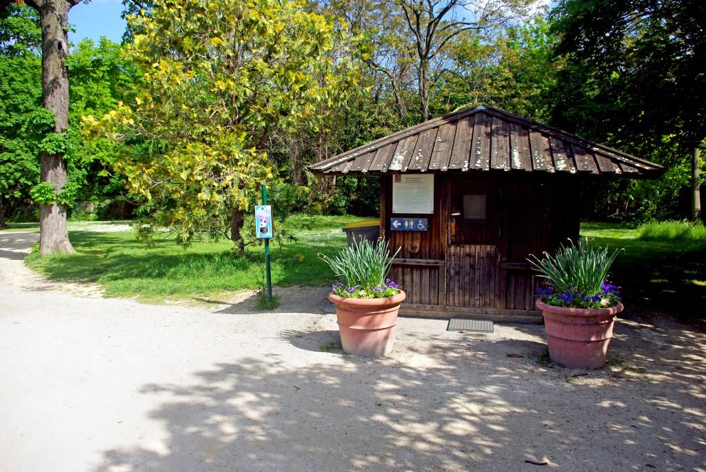 Entrance of the Edmond de Rothschild Park © French Moments